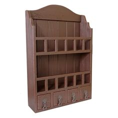 Country Spice Rack