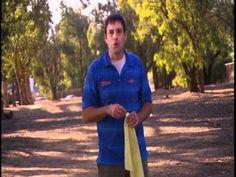 Disc Golf Pro tip: Towel Hit Practice with Dave Feldberg