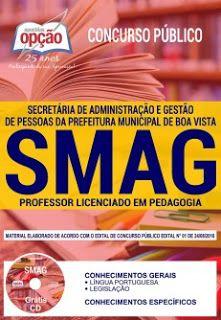 Apostila Concurso Smag 2018 Pdf Download Com Imagens Apostilas
