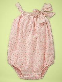 Baby Clothing: Baby Girl Clothing: Ruby Boho | Gap $22.95  This is so sweet <3
