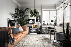 Stockholm Apartment In Shades Of Grey (Gravity Home) Gravity Home, Interior, Apartment Design, Dream Decor, Home, Room Inspiration, House Interior, Home And Living, Living Room Designs