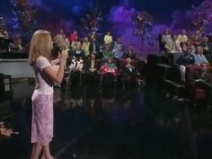 Bill & Gloria Gaither -Jesus, I Heard You Had a Big House (feat. Amber Thompson) [Live] - Music Videos