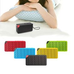 Brick Rock Music - A Bluetooth Enabled Speaker and More    #Electronics #Speaker