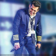 Salman khan. Laughing :D