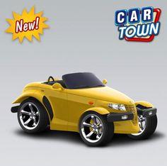 ¡NUEVO en Car Town: el Plymouth Prowler 1999! ¡Agarra hoy este clásico y imponente descapotable, el stock es limitado! 12/04/2013