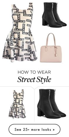 """""""New York style"""" by emmydrostcats on Polyvore featuring Kate Spade"""