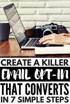 Email is the most personal way you can connect with your audience and build their trust, and if you're a small business owner, blogger, or entrepreneur, neglecting to develop an effective email strategy is like leaving money on the table. Don't know how to grow your email list? Don't stress. We're sharing 7 strategies to help you create a killer lead magnet that converts so you can grow your email list (and business!) by turning readers into long-term customers.