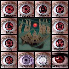 Find what kekkei genkai you're Mangekyou Sharingan, Rinne Sharingan, Anime Naruto, Naruto Eyes, Naruto Art, Otaku Anime, Neji E Tenten, Naruto Shippuden Sasuke, Itachi Uchiha