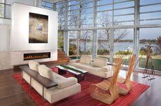 futuristic living room Beautiful Interior Design, Modern Interior Design, Beautiful Interiors, Interior Ideas, Interior Decorating, House Design Photos, Cool House Designs, Modern Kitchen Design, Modern House Design