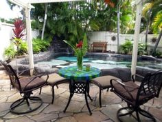 3 bedroom with pool. Monthly Vacation Rental in Hawaii Kai from Hawaii Vacation Rentals, Ideal Home, Kai, Condo, Explore, Bedroom, Outdoor Decor, Ideal House, Bedrooms