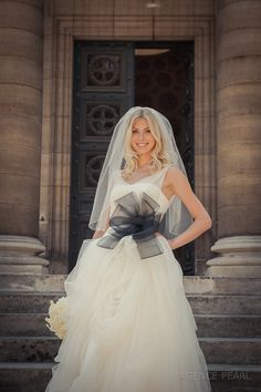 Wedding in Paris with Celebrant in Paris
