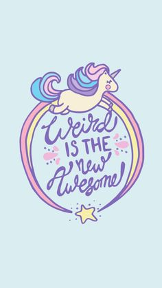 Discovered by venus. Find images and videos about wallpaper and unicorn on We Heart It - the app to get lost in what you love. Unicorn Quotes, Unicorn Images, Unicorn Pictures, Unicorn Art, Cute Unicorn, Wallpaper Quotes, Wallpaper Backgrounds, Wallpaper Space, Pegasus