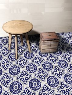 Talavera tile from Mexico is a hot decorating pattern right now – use them in the bathroom, the kitchen or the stair risers.Few things make a bigger impact in a bathroom than an exquisitely tiled floor, and it's easy to see why. But if you're not ready to commit to the real thing our tile stickers are the perfect interim solution.