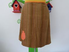 Miss a Pear a Day (Size L / 42) Skirt