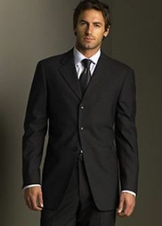 Bespoke Armani Suit and the man in it :)