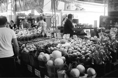 Montreal Jean-Talon Market, take this over any supermarket anytime.....