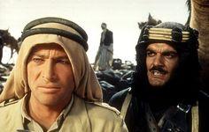 Omar Sharif Lawrence of Arabia Peter O'Toole
