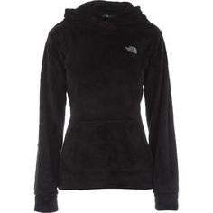 The North Face Osito Pullover Hoodie - Women's Tnf Black, S
