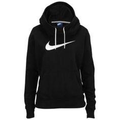 Nike Club Fleece Funnel Hoodie - Women's