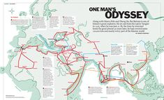 """One Man's Odyssey: """"Ibn Battuta is one of history's great explorers. He set out from his native Tangier in when he was just By the time he returned home for good almost 30 years later, he had covered some km and nearly every part of the Islamic world"""" Zheng He, Ibn Battuta, Study Test, World History Lessons, India Map, Marco Polo, Islamic World, Old Maps, His Travel"""