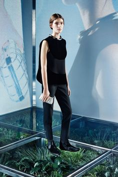 Balenciaga | Pre-Fall 2014 Collection | Style.com