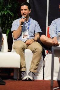 Matt Harmon President of Beggars Group, #NMS2013