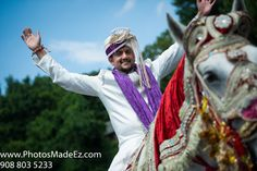 Indian Hindu Punjabi Wedding in Drexel Hill, PA Indian Wedding by PhotosMadeEz with Volcanik Entertainment featured in Maharani Weddings.