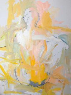 Pastoral by Kate Long Stevenson #art #women #paintings