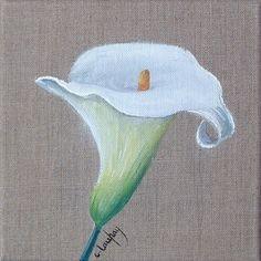 Tableau oiseau chasse blanche peinture animali re sur for Peinture lin naturel