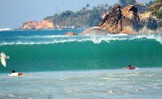 Waves - Sri lanka #SriLanka #waves #surfing
