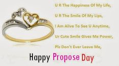 Happy propose day images with lovely quotes - Images, wishes, messages Marry Me Quotes, Love Quotes For Girlfriend, Love Quotes For Her, Boyfriend Quotes, Propose Day Wishes, Propose Day Quotes, Happy Propose Day Image, Propose Day Images, Valentines Day Quotes Images