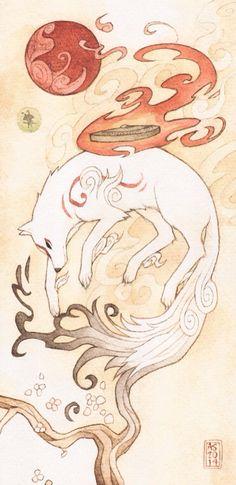 I just love Amaterasu