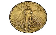 Double eagle Sold for $7.59m Made from 90pc gold, the first double eagle was minted in 1849, coinciding with the California Gold Rush