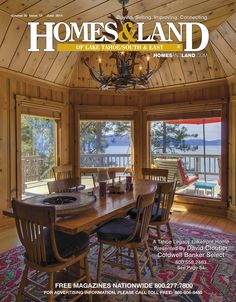 Homes & Land of Lake Tahoe/South & East