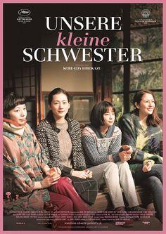 """""""Unsere kleine Schwester"""" von Hirokazu Kore-Eda. Mehr unter: http://www.kino-zeit.de/filme/unsere-kleine-schwester"""