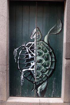 Unknown Artist - Street Art Funchal / Madeira