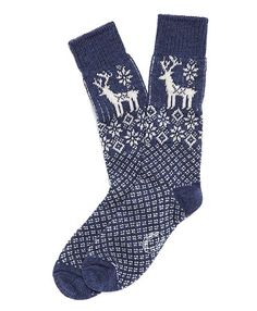 Moose Crew Socks - Brooks Brothers