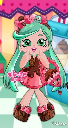 Shopkins Shoppies Peppa-Mint Dress Up Game: http://www.starsue.net/game/Shopkins-Shoppies-Peppa-Mint.html Have Fun! ♥