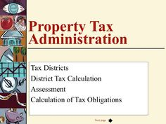 Scott Phinney - Property Tax Administration by Scott Phinney via slideshare http://phinneyscott.wix.com/resume http://phinneyscott.wix.com/scottphinney