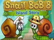 Attention! The Snail Bob series is finally back with its brand-new update  Snail Bob 8: Island Story. This time what kinds of dangers does Bob have to overcome? Check it out! Hurry up guys! In this 8th installment Bob and his grandpa are creating good memories at the Snowflake Island. However while going fishing our little snail is surprisingly kidnapped by a monster  Mr. Green.