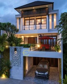 Best Modern Home Architectural Styles and Designs.Most people like several home architectural styles. Modern Exterior House Designs, Dream House Exterior, Modern Architecture House, Modern House Plans, Architecture Design, Landscape Architecture, Architect Design House, Townhouse Designs, Bungalow House Design