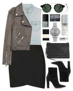 """""""Untitled #616"""" by clary94 ❤ liked on Polyvore featuring Current/Elliott, Topshop, Jakke, Falke, Gianvito Rossi, AllSaints, Spitfire, NARS Cosmetics, Olivia Burton and Valentino"""