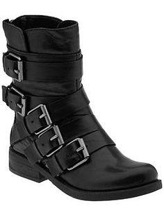 Nine West - Black TwistedMe Rwby Mercury, Mercury Black, Spike Shoes, Cool Style, My Style, Japanese Street Fashion, Tomboy Fashion, Black Media, Nine West
