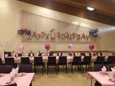 Minnie birthday decoration Minnie Birthday, Minnie Mouse Party, Mouse Parties, Birthday Decorations, Anniversary Decorations