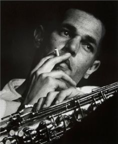 """Barry Feinstein. Dexter Gordon at """"The Connection"""", Los Angeles, 1962"""