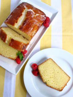 Ina Garten's Lemon Loaf Cake by Willow Bird Baking #Cake #LemonCake | Delicious Cakes,Muffins,Cupcakes