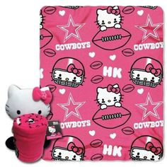 Cowboys + Hello Kitty?! Yes, please!