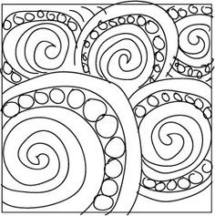 http://kathleenquilts.com/2015/06/12/free-motion-friday-bubble-swirl/  Happy Friday peeps! This is a design that I have been trying to figure out how to make work for two years. Since I first started longarming. I think it looks awesome, but for the life of me,...