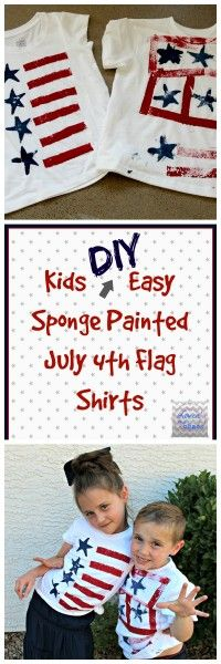 Kids DIY Easy Sponge