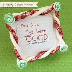 Need a gift idea for grandparents? This footprint craft picture frame is easy to make and grandparents will treasure the gift for years to come!